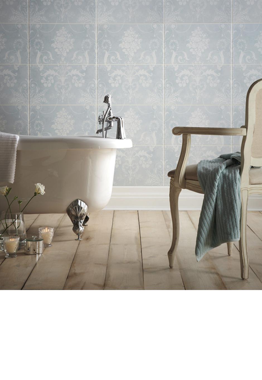 Laura ashley bathroom tiles - Josette