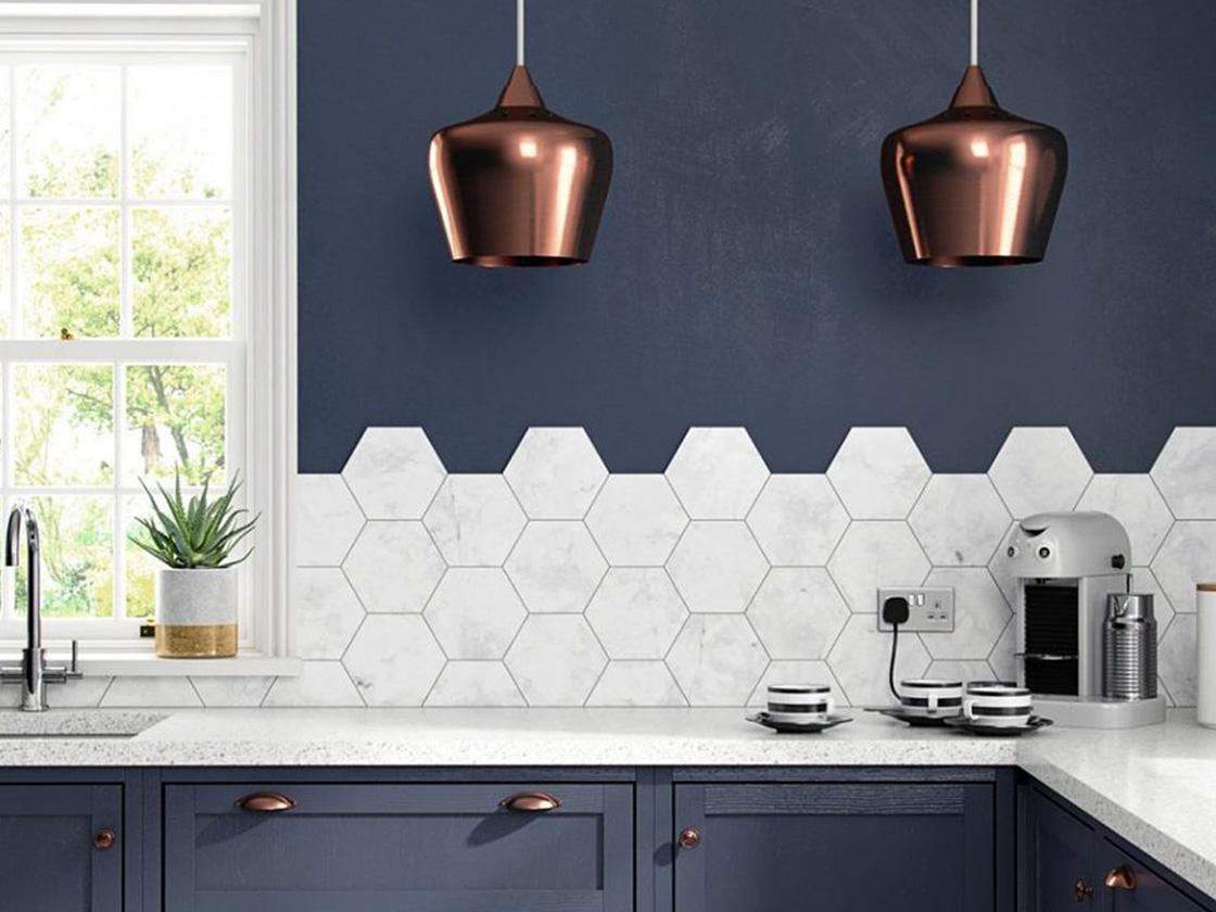 Hexagonal Tiles | British Ceramic Tile
