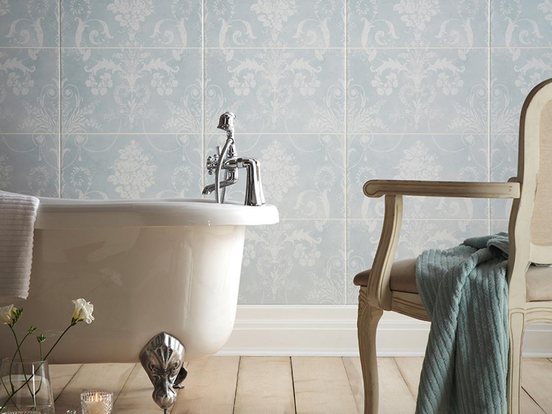 Waterproof Bathroom Wallpaper Home Safe