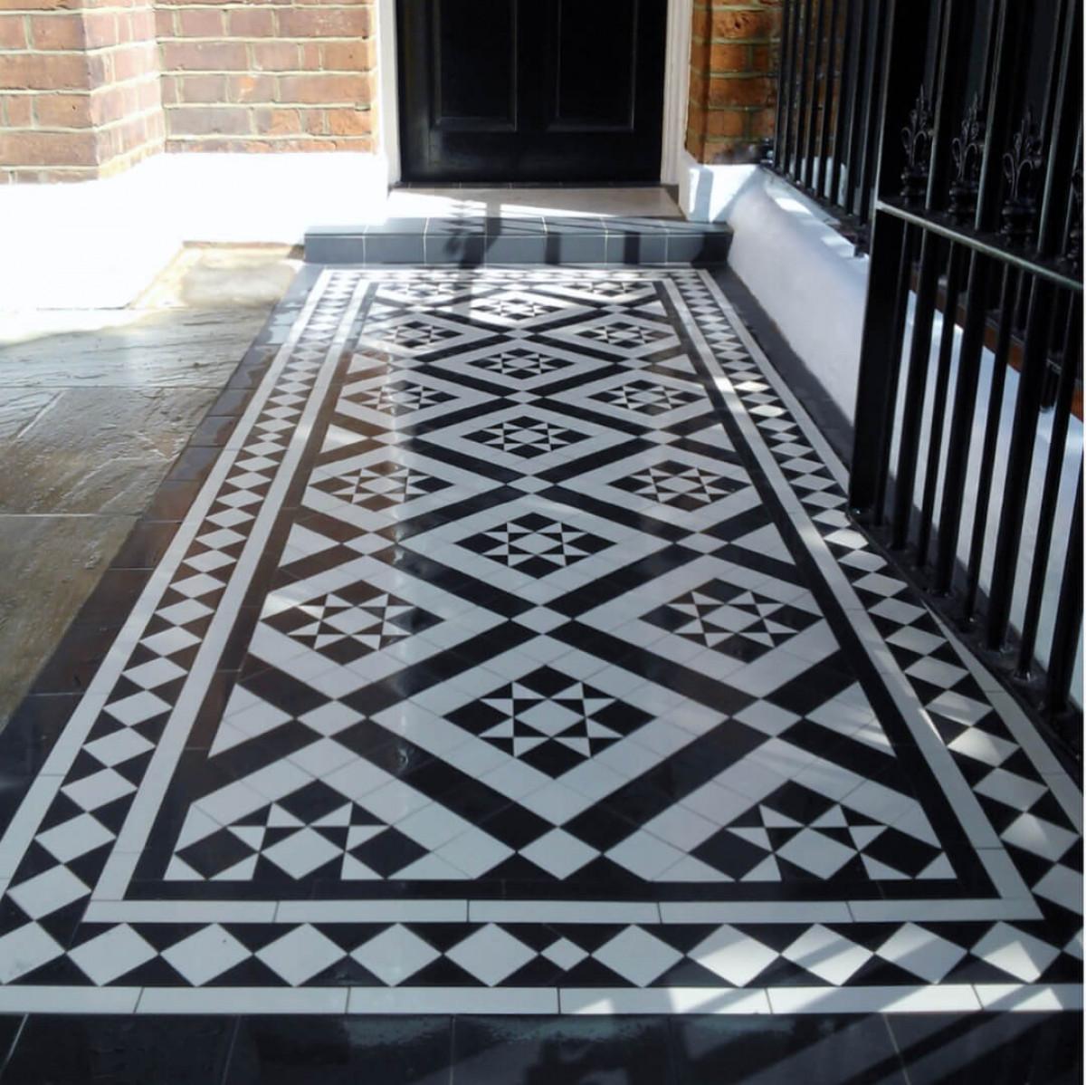 Outdoor Tiles For Patios Doorsteps