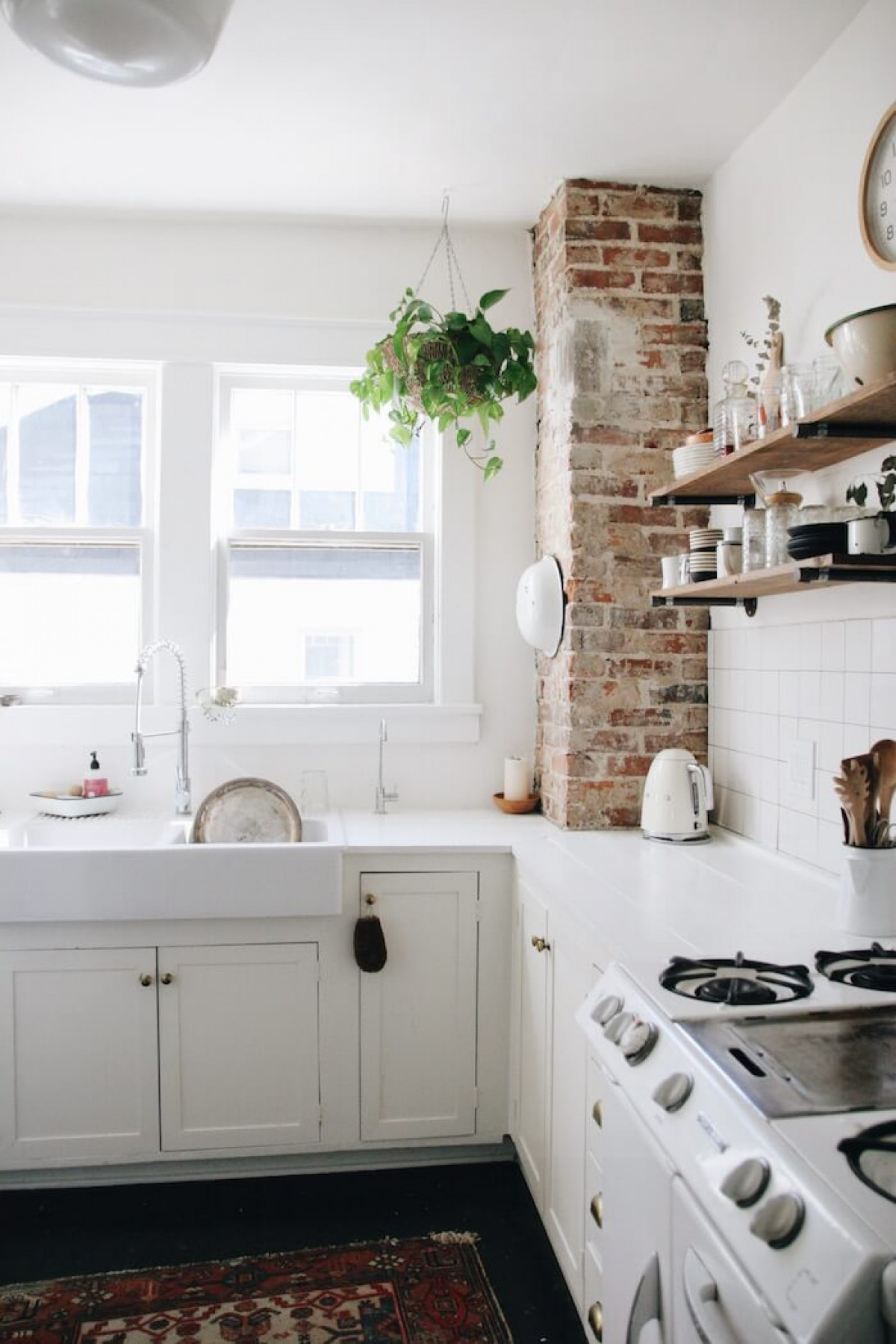 Exposed Brick Effect: 5 ways to use it in the home | British Ceramic ...