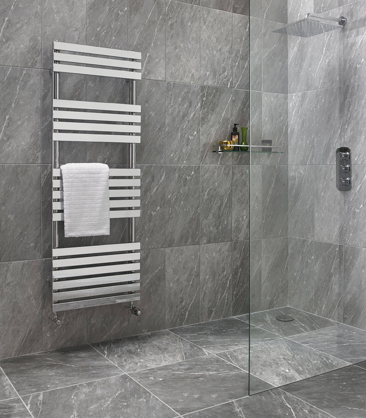11 Brilliant Walk In Shower Ideas For Small Bathrooms British Ceramic Tile