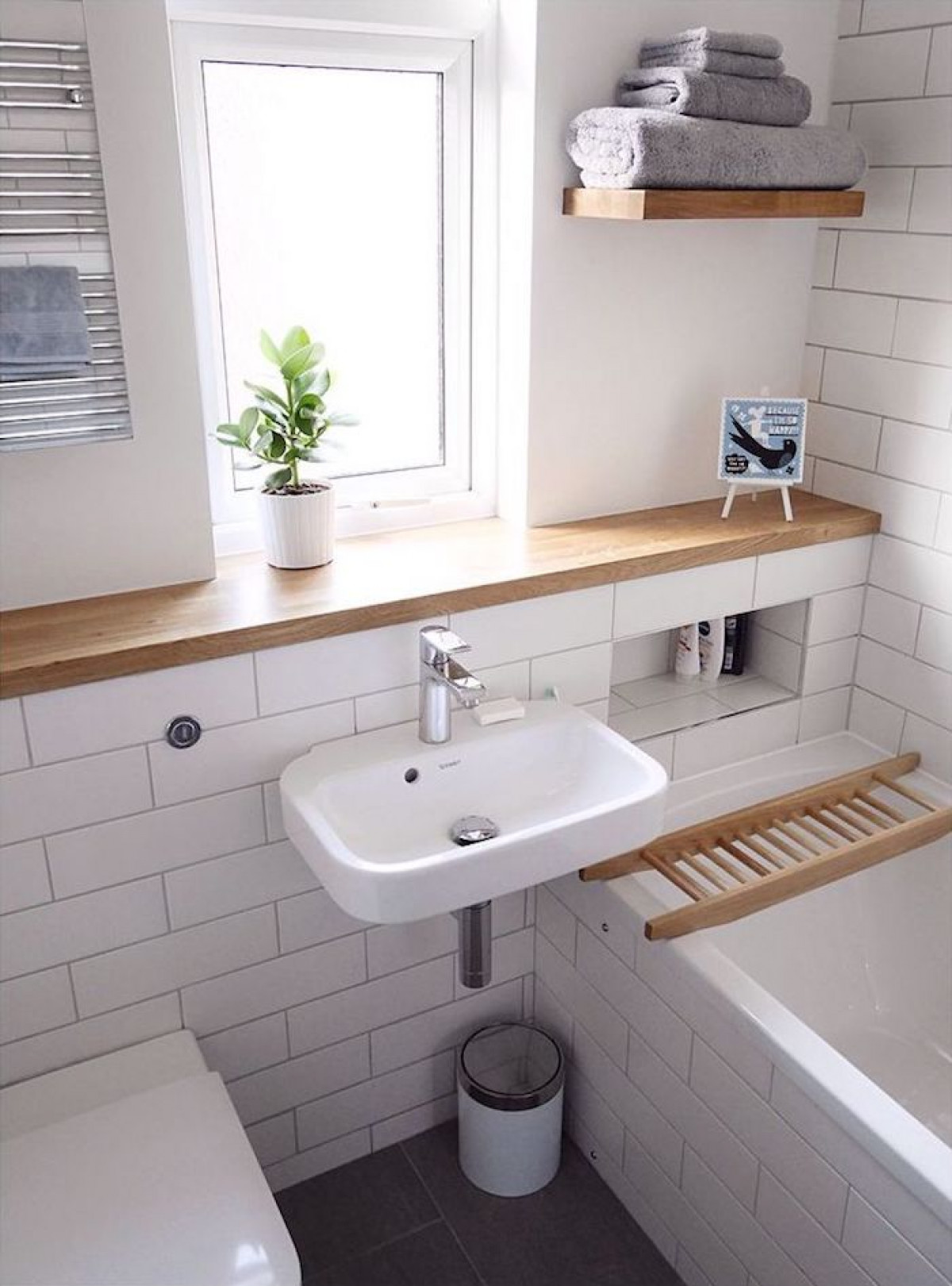 19 Small Bathroom Ideas & Images to Inspire You  British Ceramic Tile
