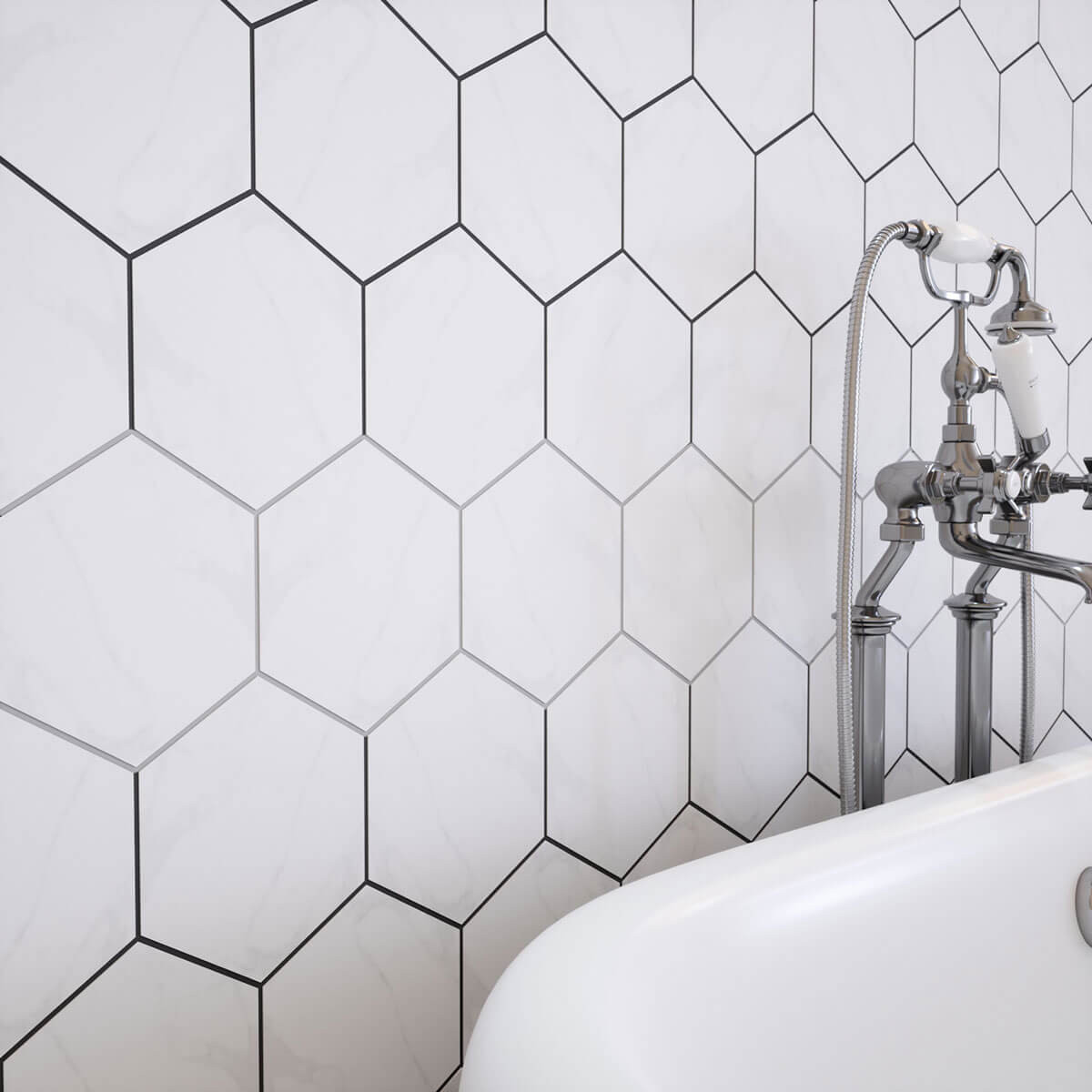 Coloured Grout Inspiration Tips