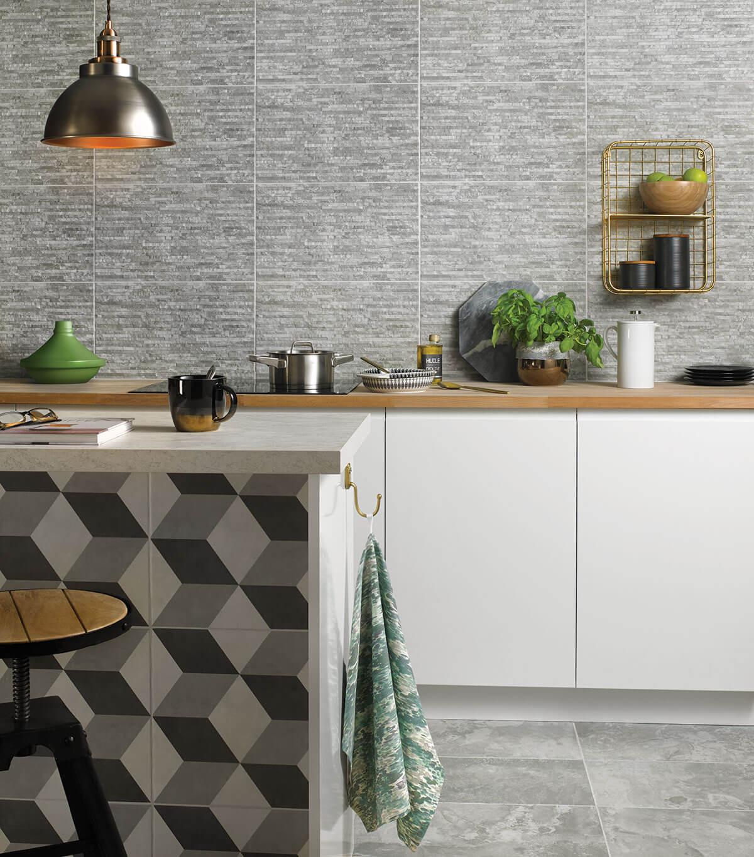 Patterned Kitchen Wall Tiles 6 Beautiful Inspirational Patterns