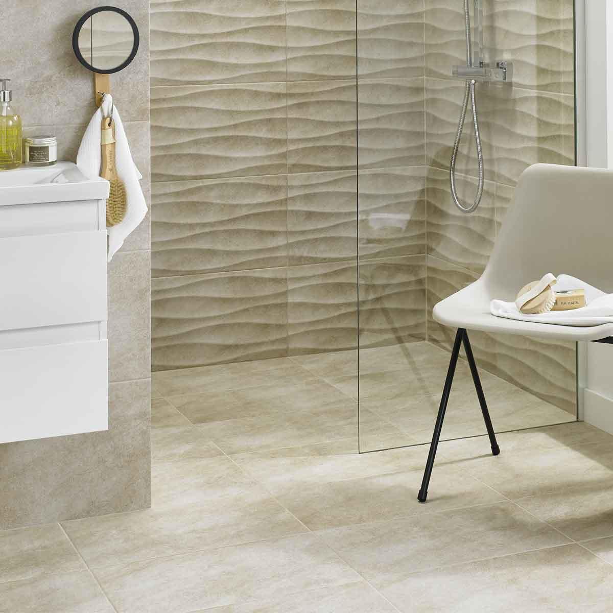 Floor tiles for kitchen bathroom british ceramic tile oak matt wall floor dailygadgetfo Choice Image