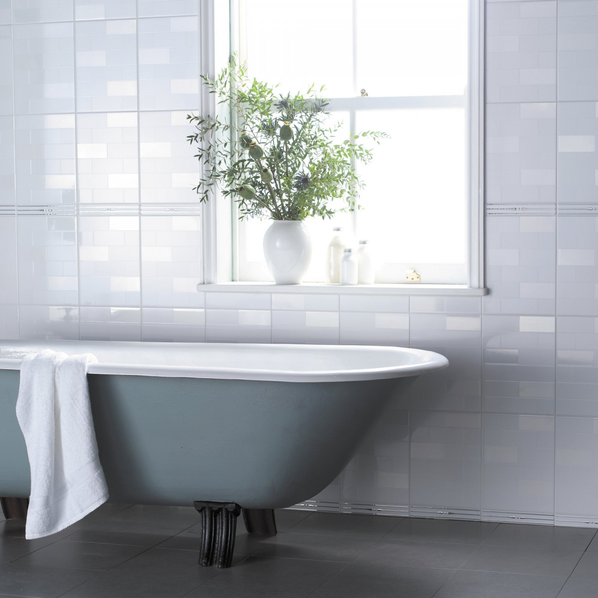 Border Tiles. Get Ideas for Bathrooms & Kitchens | British Ceramic Tile