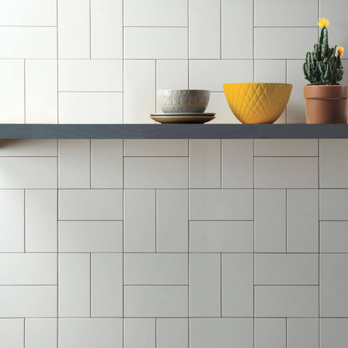 Gloss Floor Tiles White Gloss Tiles More British Ceramic Tile