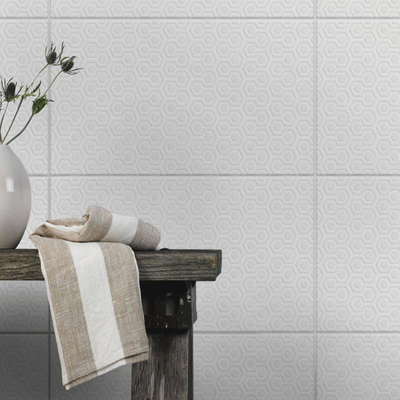 British Ceramic Tile Definitions Hex Grey Wall British Ceramic Tile