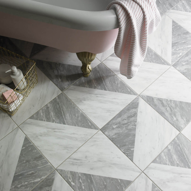 Feature Floors HD Harmony Feature Floor British Ceramic Tile - How many floor tiles come in a box