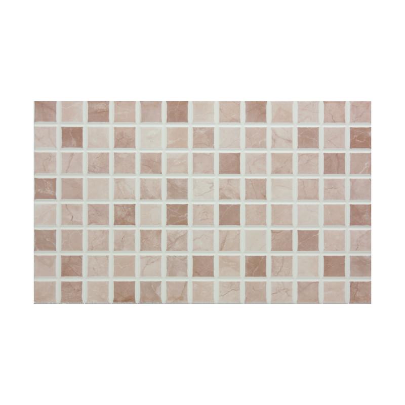 British Ceramic Tile Beige Gloss Mosaic British Ceramic Tile