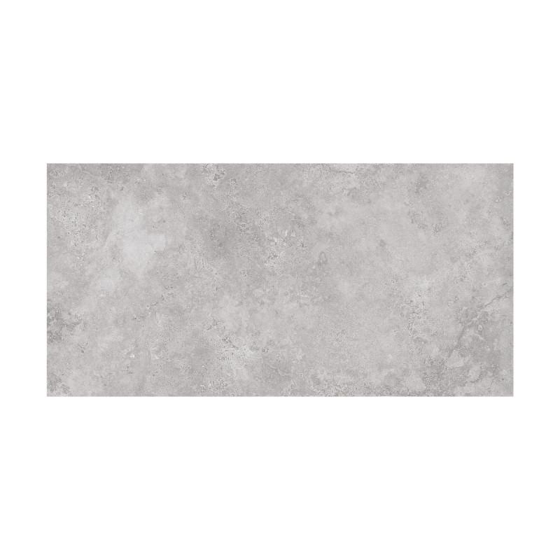 British Ceramic Tile Grey Gloss Wall British Ceramic Tile
