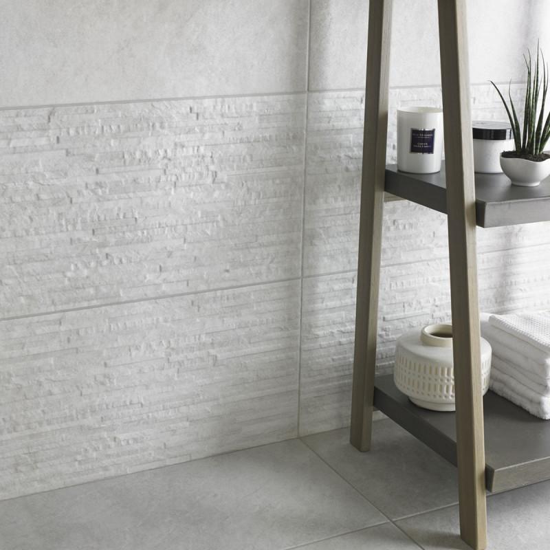 Hd Snowdonia White Splitface Wall