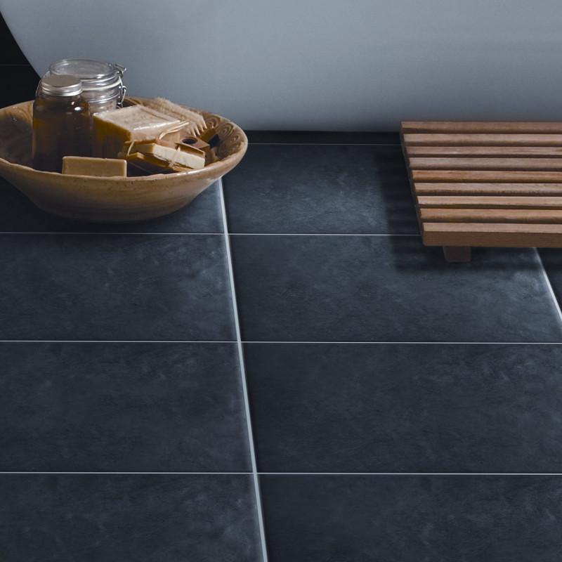 British Ceramic Tile Dark Grey Matt Floor British Ceramic Tile