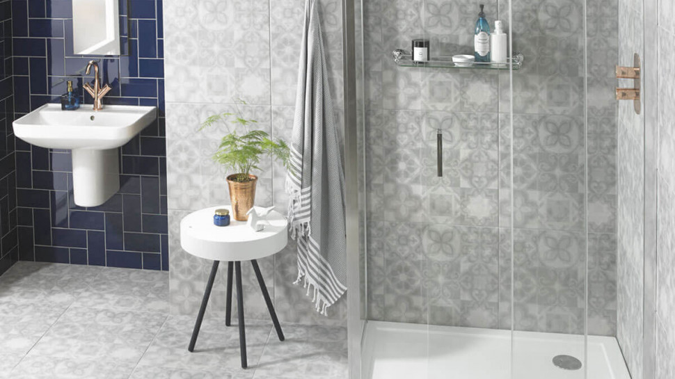 Patchwork Tiles How To Expertly Use Patterned Moroccan Tiles At