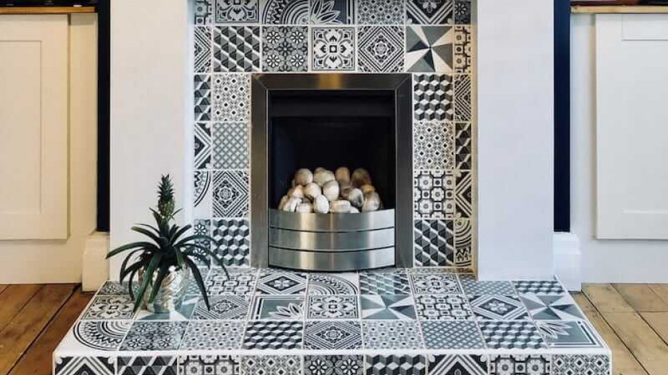 Heat Resistant Tiles Can You Use Around Your Wood Burner Fireplaces